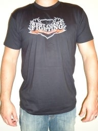 Image of West Coast Fighting Championship T-Shirt