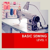 Image of Basic Sewing