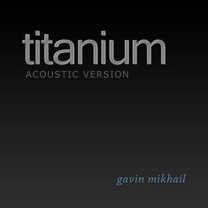 Image of TITANIUM (Piano Tutorial & Karaoke Track)