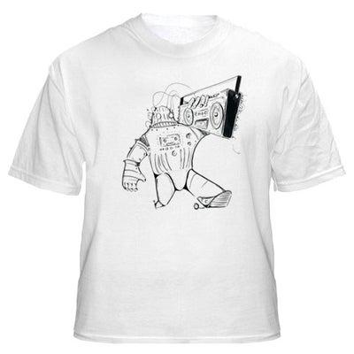 Image of Ghetto-Bot, White