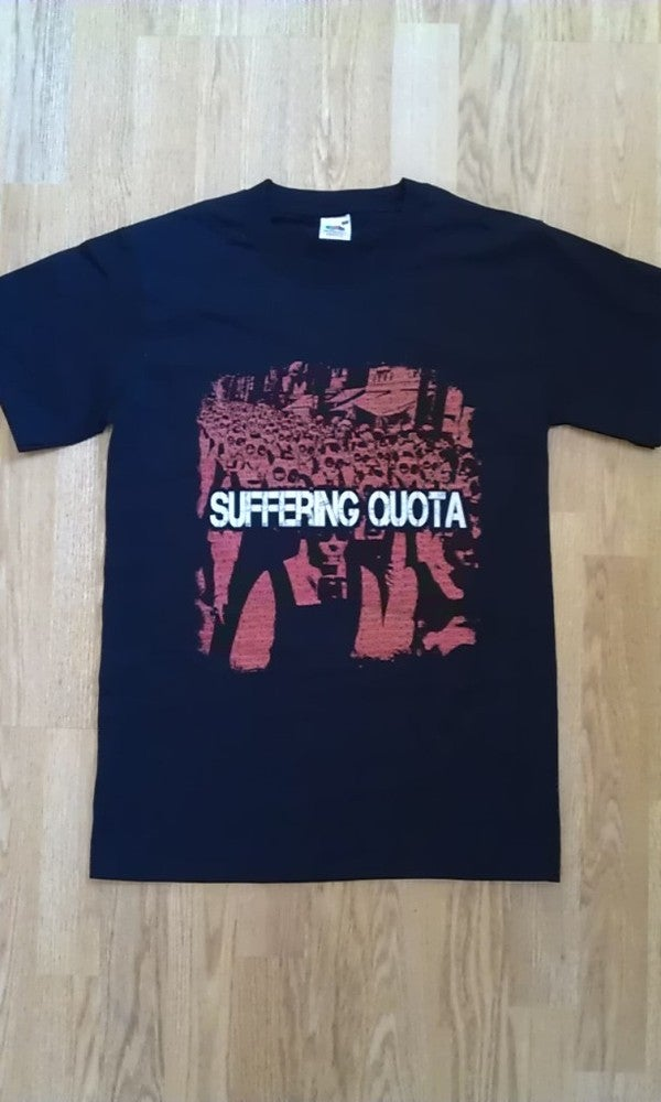 Image of Suffering Quota - Red shirt