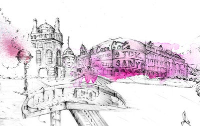Image of Piccadilly Circus - Limited Edition Print