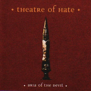 "Image of THEATRE OF HATE ""Aria Of The Devil"" CD"