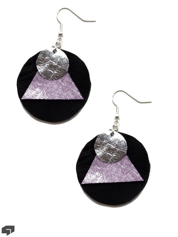 Image of PEARLS OF WISDOM - Earrings