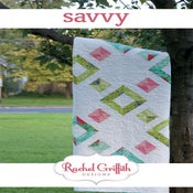 Image of savvy quilt pattern #107