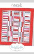 Image of escapade quilt pattern #104 (PDF VERSION)
