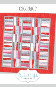 Image of escapade quilt pattern #104 (PDF VERSION)