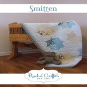 Image of smitten quilt pattern #103 (PDF VERSION)