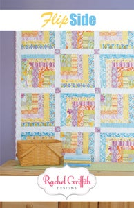 Image of flipside quilt pattern #101 (PDF VERSION)