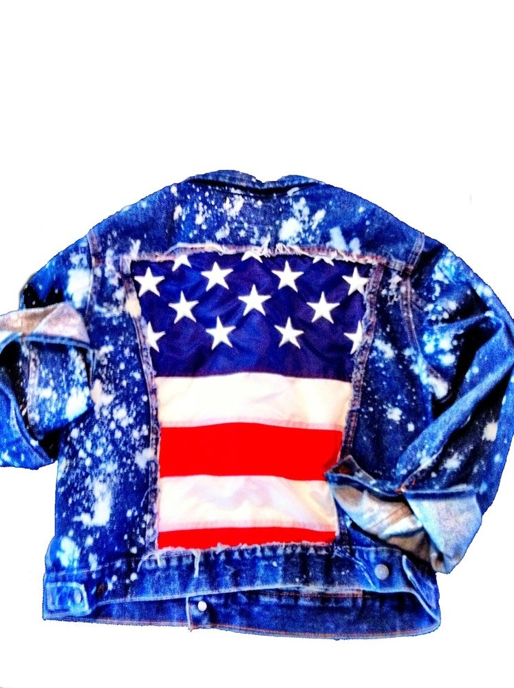 Image of Americana |  Jean Jacket