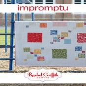 Image of impromptu quilt pattern #108