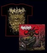 Image of Genesis - CD & T-Shirt Combo