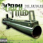 Image of Celph Titled - The Gatalog 4CD [BACK IN STOCK!]