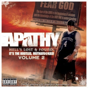 Image of Apathy - Hell's Lost & Found: It's The Bootleg! Vol. Two 2CD [BACK IN STOCK!]