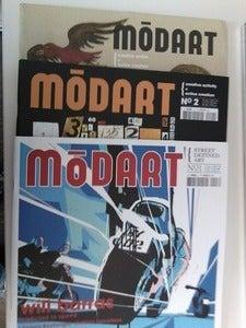 Image of Modart Magazines #1 - #3