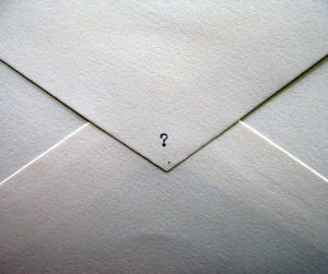 Image of Jump the Queue! Your Own Unique Mysterious Letter
