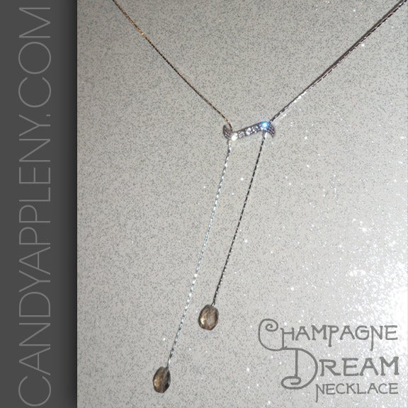 Image of Champagne Dream Necklace
