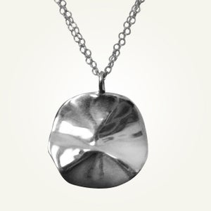 Image of Tide Pool Necklace, Sterling Silver