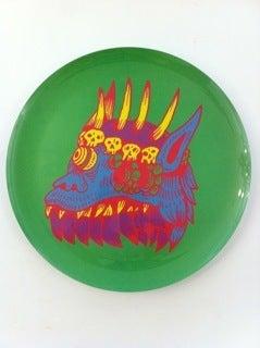 Image of sunday morning design/dylan martorell artist plate monster