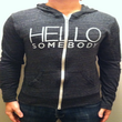 Image of Lightweight Hoodie w/free watch