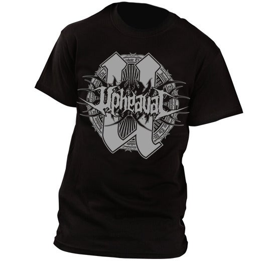 Image of Black Incubate The Wasteland tee