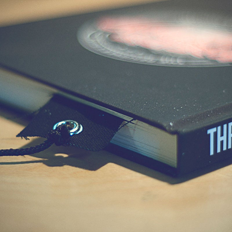 Image of Thread's Not Dead Bookmark