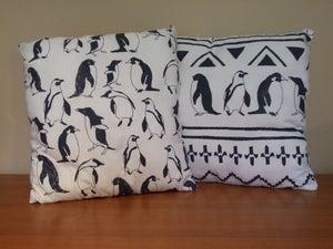 Image of Penguin Cushion