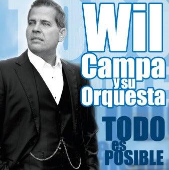 Image of Todo es Posible - Wil Campa - 2010
