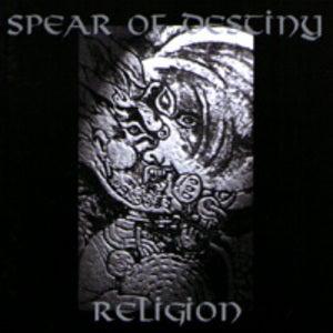 "Image of SPEAR OF DESTINY ""Religion"" CD"