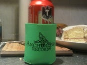 Image of NEW!!! Anchorless Records Koozie!!