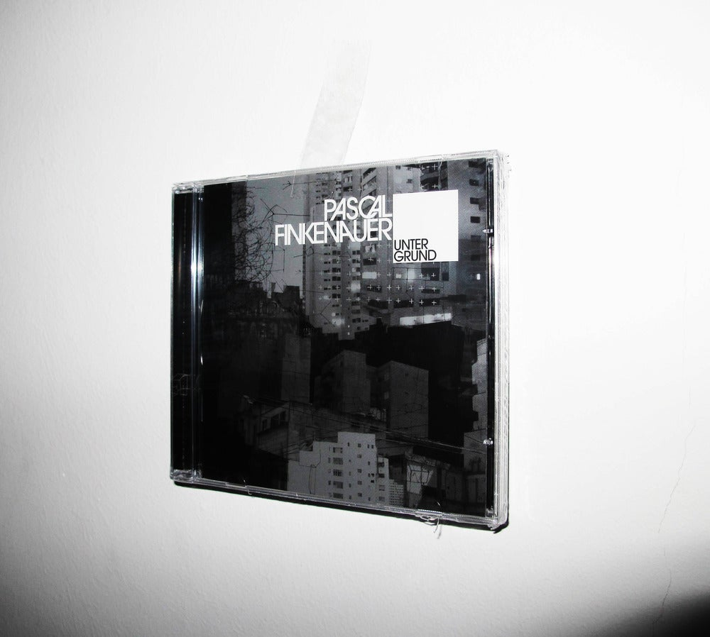 Image of CD Album - Pascal Finkenauer - Unter Grund