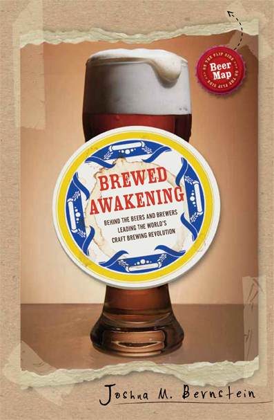 Book Cover Craft Beer : Brewed awakening — autographed copy