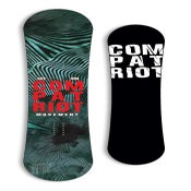 Image of Compatriot Movement 157 Snowboard