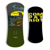 Image of Compatriot 164.5 Outra Vez Snowboard