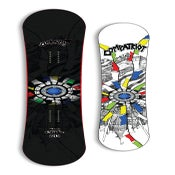 Image of Compatriot Rob Kingwill Valkyrie Snowboard (Select Size)