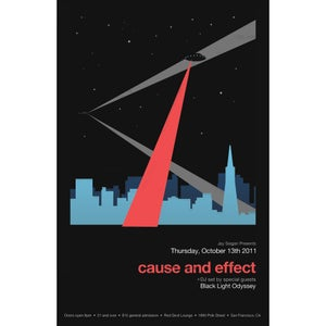 Image of Red Devil Lounge Poster