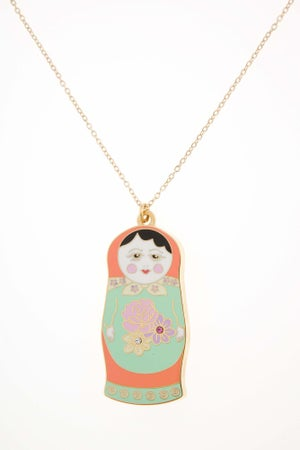 Image of 50% reduced! Russian doll Necklace