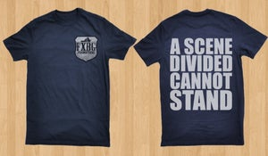 """Image of """"A Scene Divided"""" Tee"""
