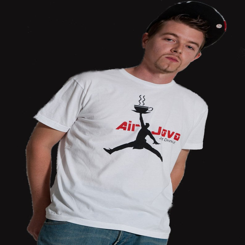 Image of Air Java Javashirt -Javaboi Boys
