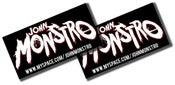 Image of Logo Stickers - FREE!