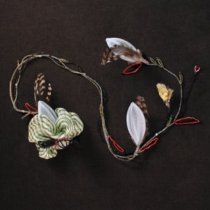 Image of P38 Deco Necklace