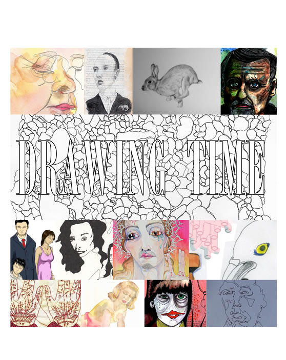 Image of Drawing Time Book (printed version)