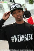 Image of Black #WEDABEST CREWNECK