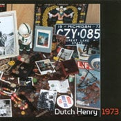 "Image of Dutch Henry Cd ""1973"""