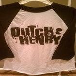 """Image of Dutch Henry """"Baseball Jersey Style"""" Shirt"""