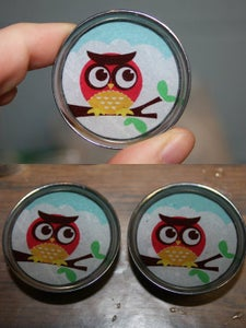 Image of Owl Plugs
