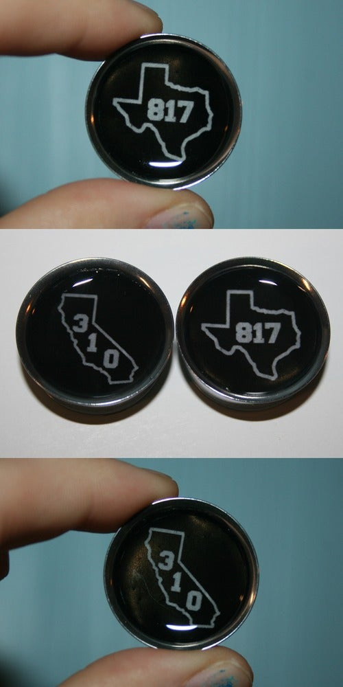 Image of State/Area Code Plugs