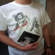 Image of Tshirt/Album Combo package