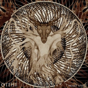 Image of OTEHI - NOISY SPIRIT (cd)