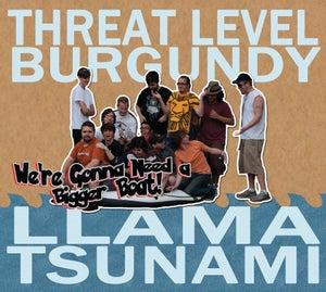 Image of We're Gonna Need a Bigger Boat (TLB/Llama Tsunami)